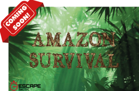 Amazon Survival Coming Soon to Escape Tactic