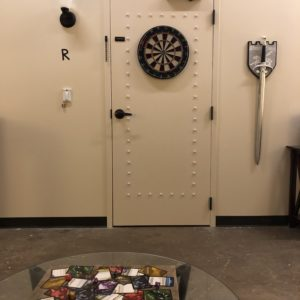 Main Door in Big Bang at Escape Tactic in Charlotte, NC